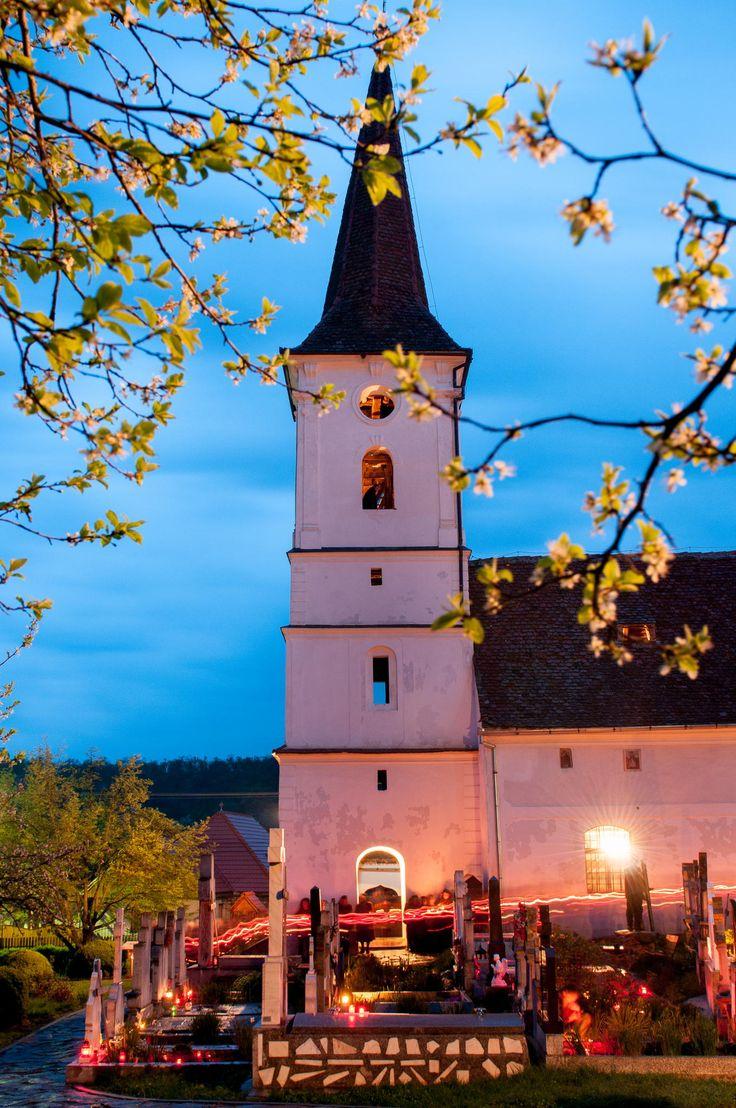 Church Tower Sibiel