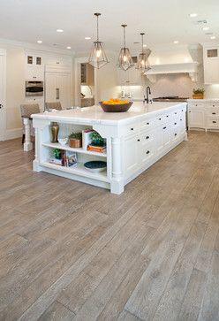 Custom White Oak Hardwood Floors