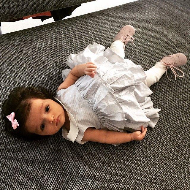 @babysamtani   #ChateaudeSable #burberry #burberrybaby #baby #babysamtani #babyfashion #kidsfashion @chateaudesable @burberry