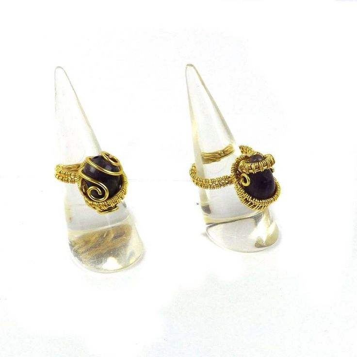 7 best Wire-wrapping ideas images on Pinterest | Wire jewelry ...