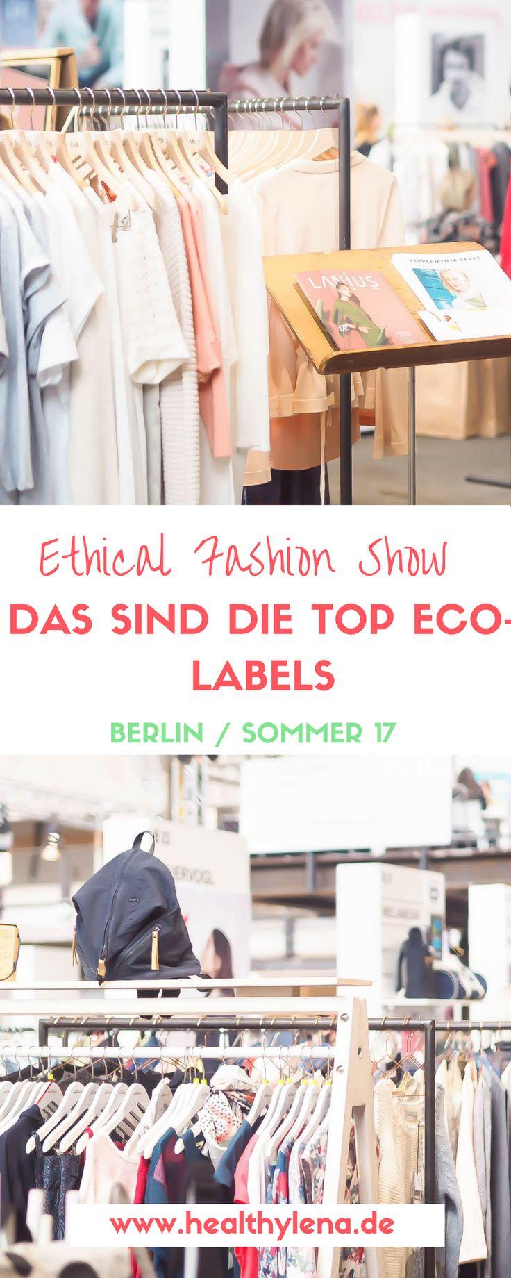 Ich bin zurück von der Ethical Fashion Show Berlin! Einen Tag lang habe ich mich dem Fashion Trubel hingegeben, neue Trends entdeckt und durfte viele spannende Leute kennenlernen. Es hat sich gelohnt. Hier erfahrt ihr mehr über meine liebsten Eco Fashion Labels und faire Mode im Allgemeinen. Nachhaltigkeit rockt!