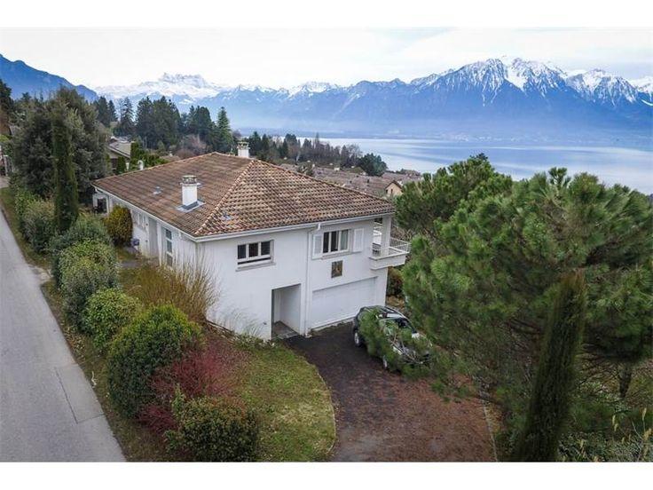 Brent/Montreux Montreux, Vaud, Switzerland – Luxury Home For Sale