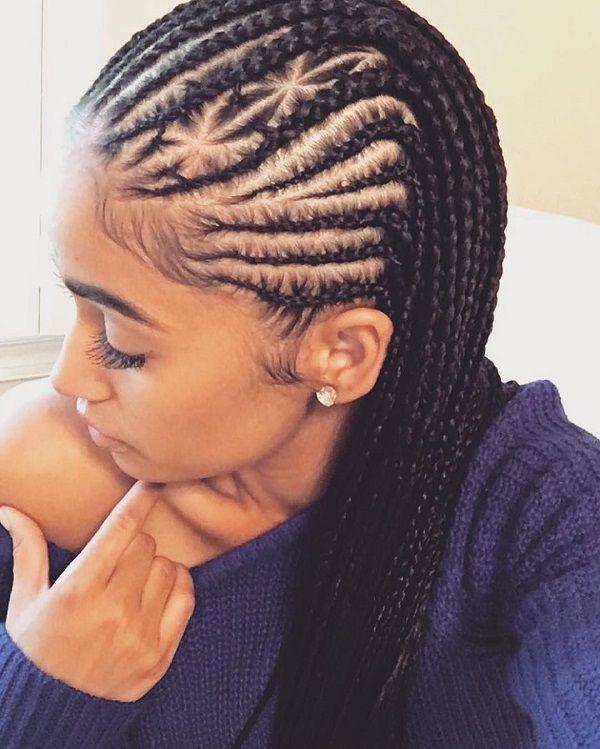 Terrific 1000 Ideas About African American Braids On Pinterest Braids Hairstyles For Women Draintrainus