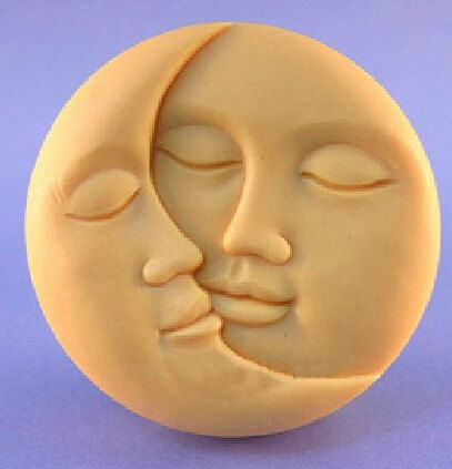 Every Morning and Evening Soap Mold Silicone Soap Mold by AMYDIY