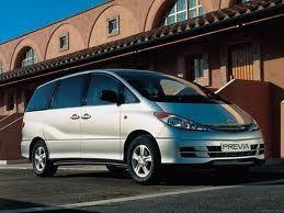 Harga Mobil Toyota Previa Bekas