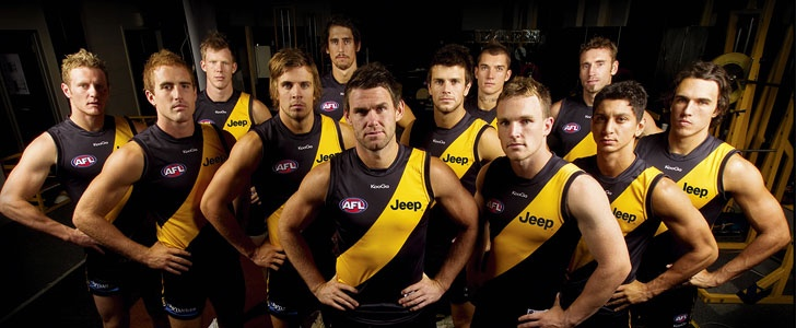 Richmond 2012 players