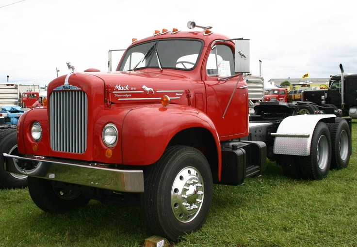 1965 Mack, or this B61 will work too..... ?? Useful