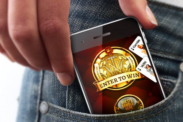 Mobile Betting poster