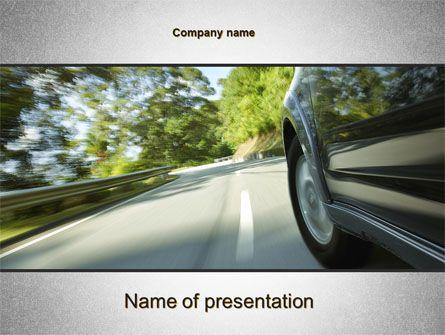 http://www.pptstar.com/powerpoint/template/driving-on-winding-road/ Driving on Winding Road Presentation Template