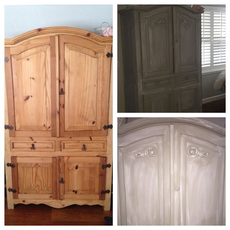Beauty and the Beast (transformed armoire)