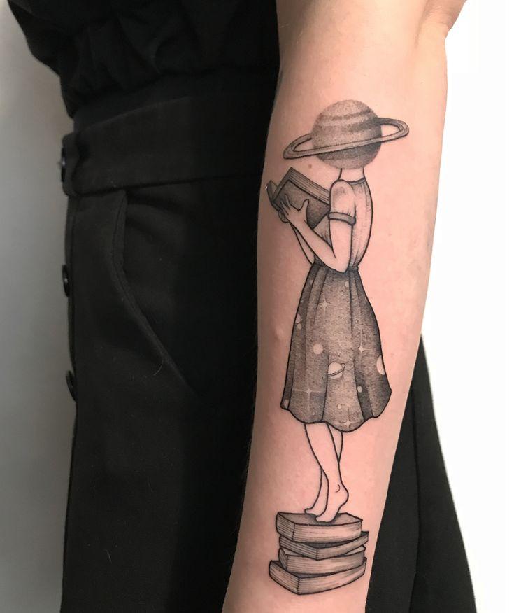 Sanatın Tenle Uyumuna Hazır Olun! Minimalist Dövmeleriyle Baş Döndüren Anna Neudecker'ın 42 Muhteşem Dövmesi