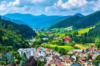 Are these the 10 greatest city breaks on Earth? (2017) telegraph travel, via @topupyourtrip In Pic: Hornberg, Germany