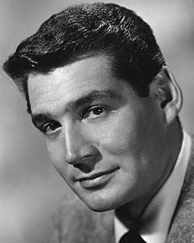 """Gene Barry - born Eugene Klass on June 14, 1919 in New York, NY Died Dec. 9, 2009 of congestive heart failure in Sunrise Assisted Living, CA  Gene Barry was a ruggedly handsome actor who made a career of playing dapper and debonair lead characters on television beginning with the western series """"Bat Masterson"""" in the late 1950s and later on """"Burke's Law"""" and """"The Name of the Game."""""""