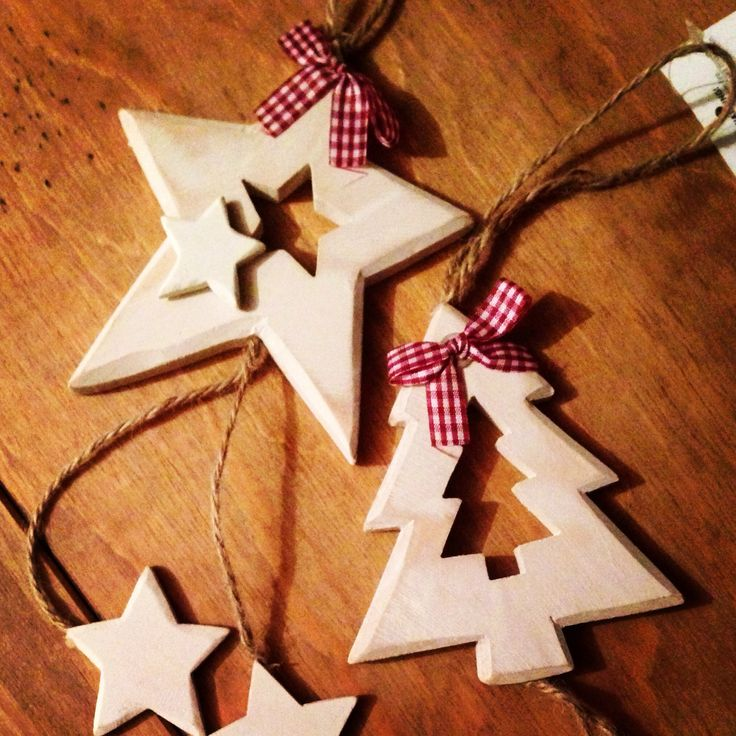 Wooden Christmas decorations available in our Christmas category at www.myauntys.com