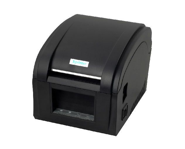 Hoge kwaliteit Qr code sticker printer barcode printer Thermische lijm label printer kleding label printer