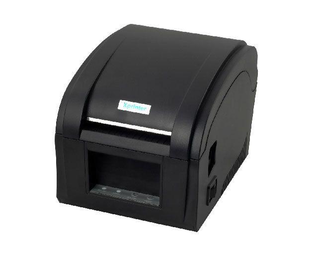 Alta calidad etiqueta de código Qr impresora impresora de código de barras Térmica impresora de etiquetas adhesivas ropa label printer XP-360B