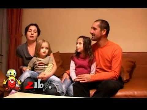 Interviu familia Bratfalean - Concurs Zibo editia #1