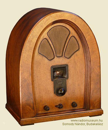 Orion 7037, Kápolna rádió