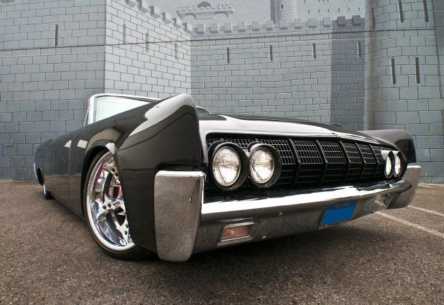 hot rod e kustom lincoln continental convertible 1964 sleds pinterest kustom thoughts and. Black Bedroom Furniture Sets. Home Design Ideas