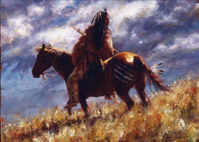 """""""On The Lookout"""" by James Ayers"""