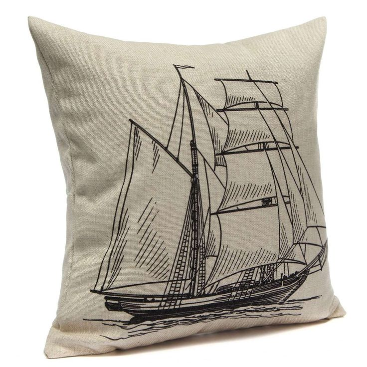 Nautical Throw Pillow Cases : 1000+ ideas about Nautical Pillow Cases on Pinterest Lumbar Pillow, Beige Pillows and Cushions ...