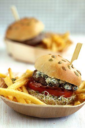 Sept recettes de burger maison (dont vegan)