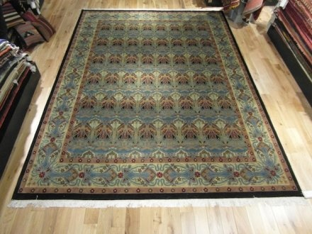 Arts & Crafts Liberty style 'Ianthe' rug | Arts & Crafts ...