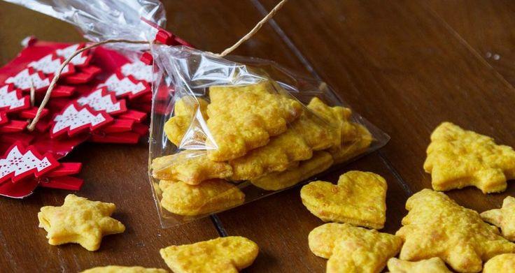 Κρακεράκια τυριού