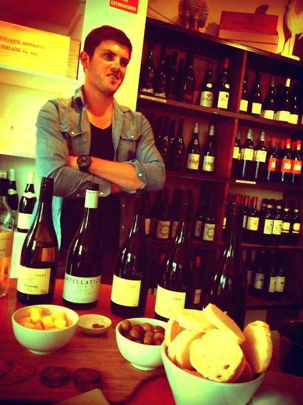 Wine tasting every Saturday 4-5pm @ the Daylesford Hotel