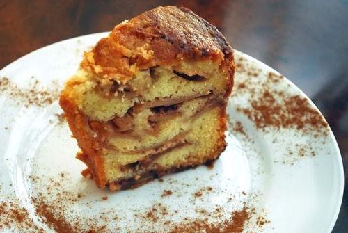 Jewish Apple Cake Bundt Recipe