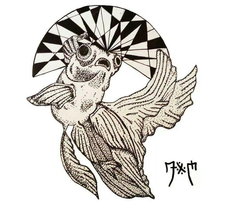 Fish by AldebaranXIII