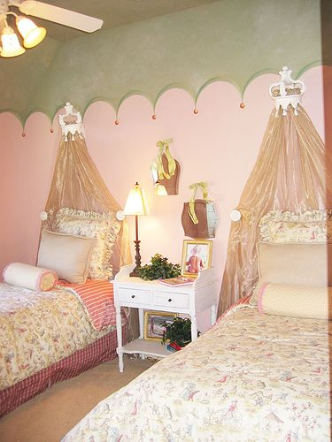 28 Best Images About True Princess Rooms On Pinterest