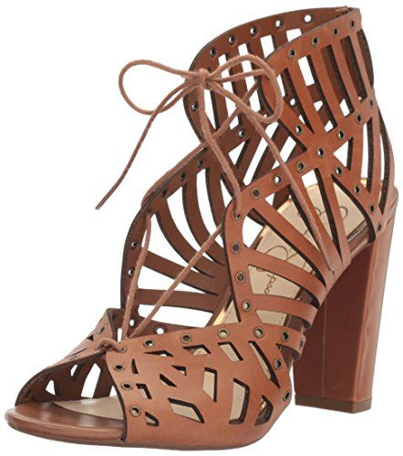 5c255ccd4577 Jessica Simpson Women s Emagine Heeled Sandal