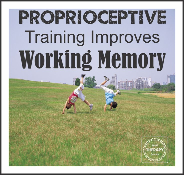 1000 Ideas About Proprioceptive Activities On Pinterest
