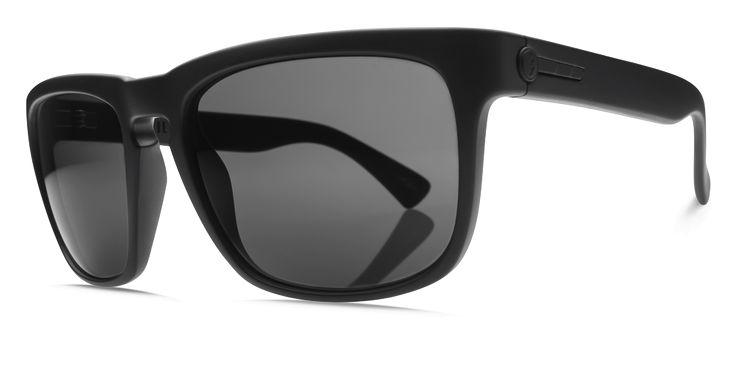 Electric Knoxville Sunglasses Matte Black