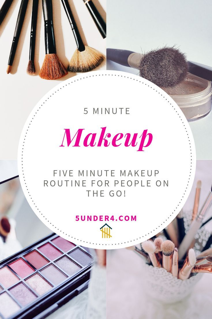 Sharing My 5 Minute Makeup Routine I Do Almost Every Morning It S A Quick Full Face For Someone On The Go Makeup Routine Quick Makeup Routine 5 Minute Makeup