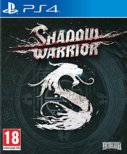 Shadow Warrior PS4 UK IMPORT >>> You can get more details by clicking on the image.