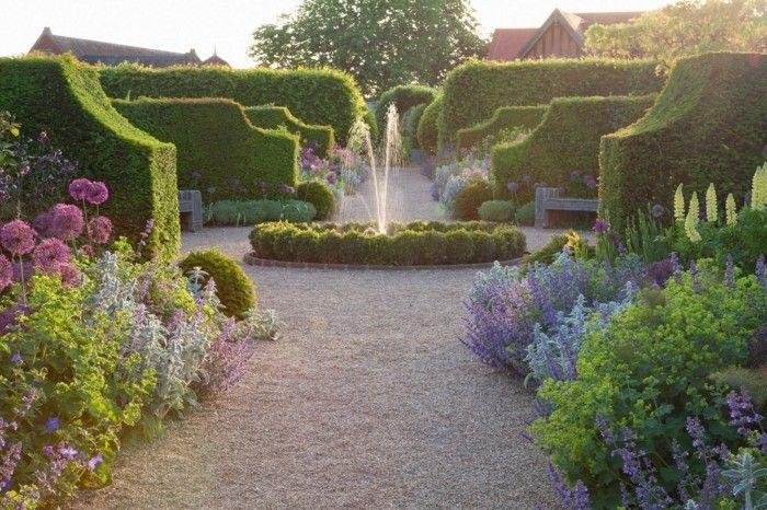 Rasenkante Und Beeteinfassung Zahlreiche Ideen Und Praktische Tipps Rasenkanten Beeteinfassung Garten Gestalten Ideen