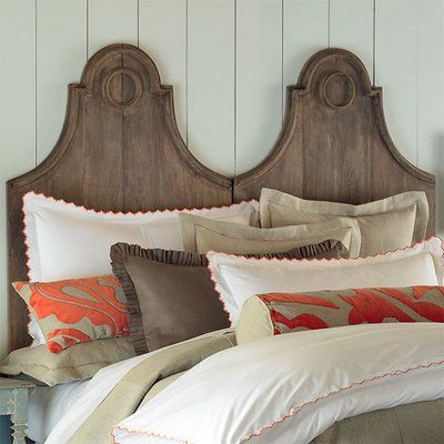 Head Boards With A Twist Made Of Doors Room Dividers