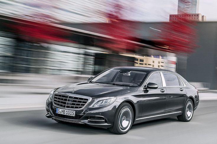Mit dem Maybach setzt Mercedes der S-Klasse die Krone auf. Mercedes positioniert die Luxus-Limousine als Sub-Marke in der S-Klasse. Preise!