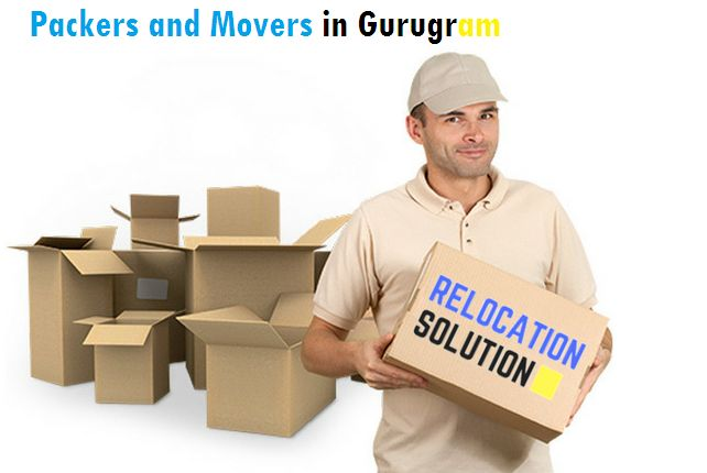 Get in touch with for Best Service of Packers and Movers in Gurugram.