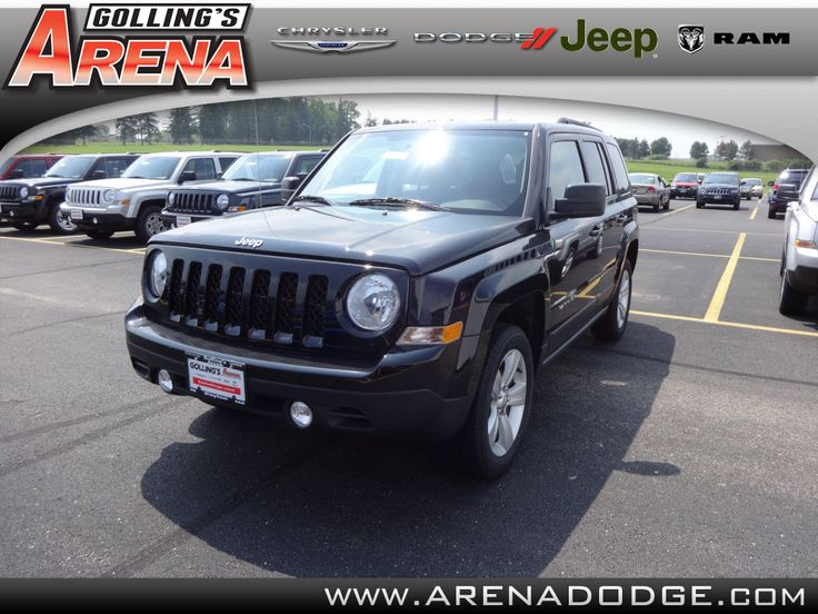 Jeep Patriot - 30 MPG HWY http://www.gollingsarenadodge.net/showroom/Jeep.htm