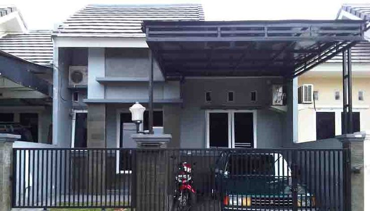 Rumah Tipe 36 Jual Batu Alam