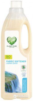 Органический кондиционер-ополаскиватель для белья Planet Pure Гипоаллергенный 1 л (9120001468935)