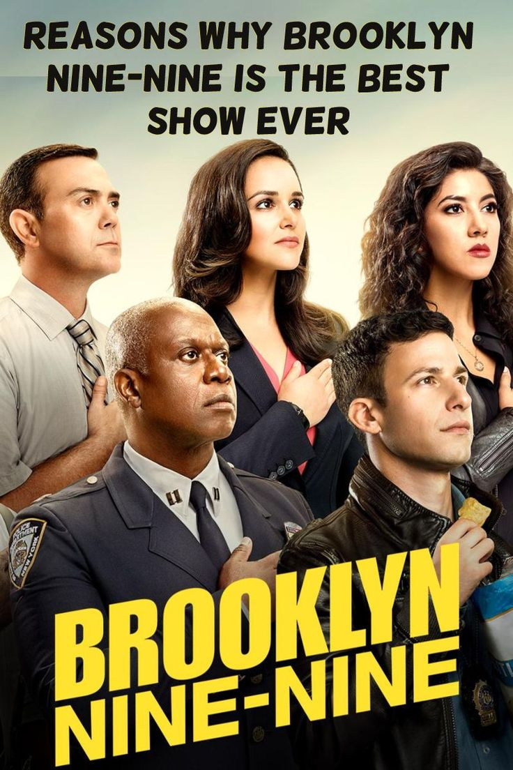 10+ Reasons Why Brooklyn Nine-Nine Is The Best Show Ever
