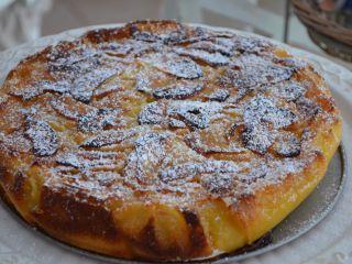 Torta di mele cremosa, Ricetta Petitchef
