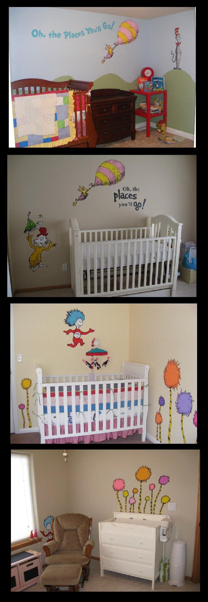 Froggies nursery wall decals by couture d 233 co - This Is A Hand Painted Wallpaper All Murals Are Painted By Me Wall Paper
