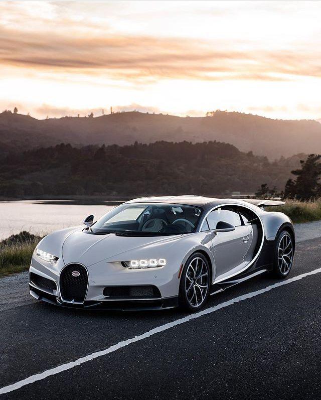 Top 20 der schnellsten Autos der Welt