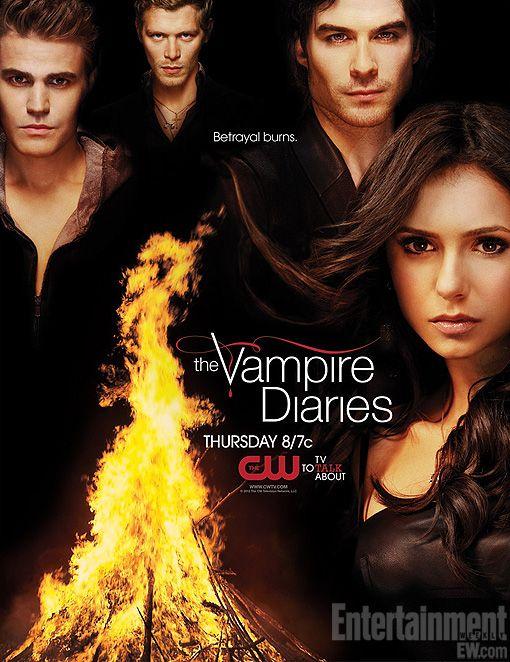 The Vampire Diaries 8.Sezon 12.Bölüm Yayında