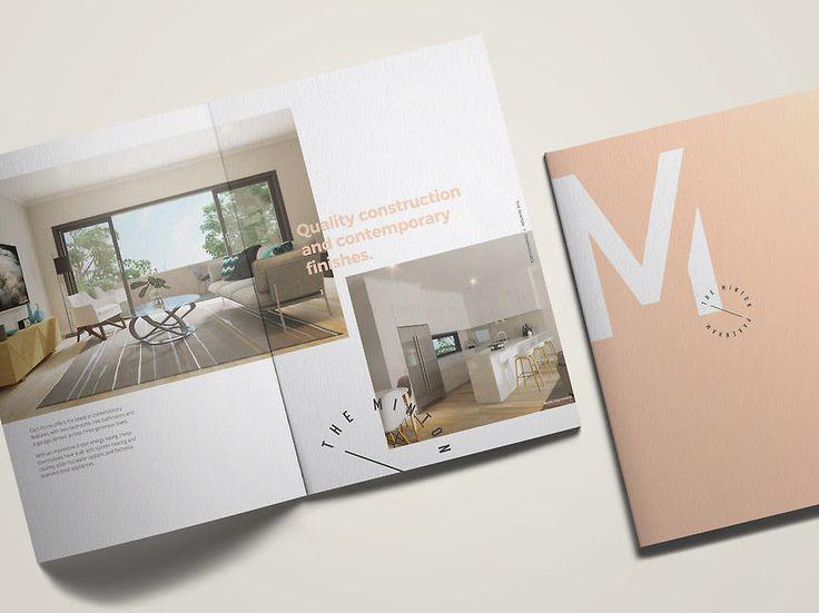 The Minton, Pakenham - Brochure Design by Small & Co